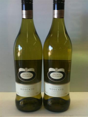 Brown Brothers Victoria Moscato